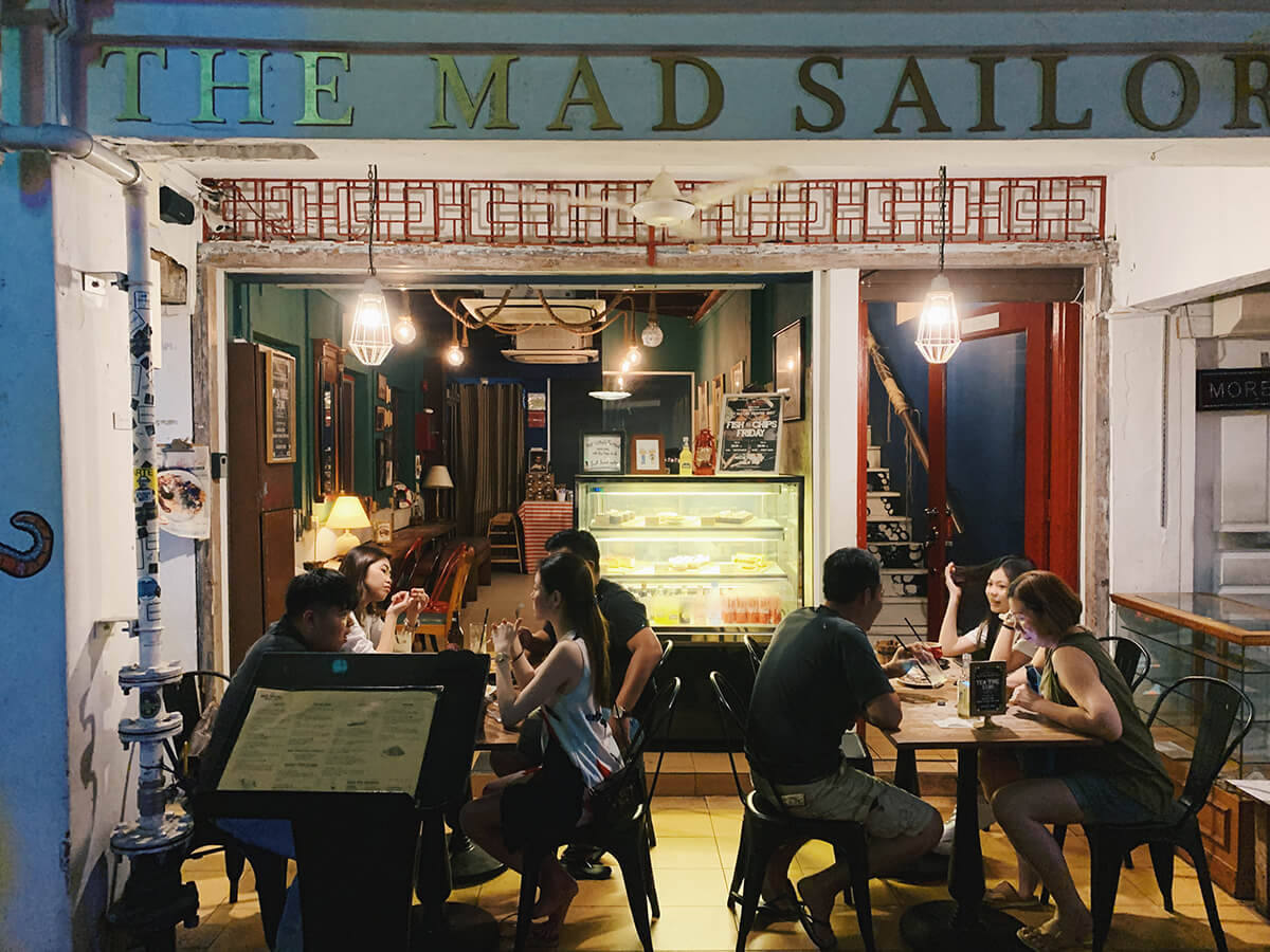 The Mad Sailor