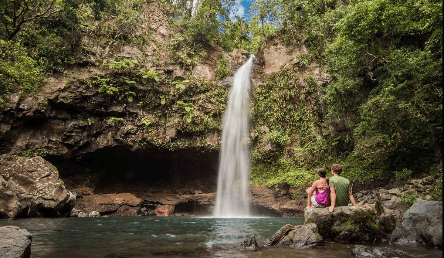 Fiji Hiking